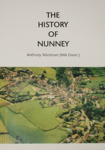 The History of Nunney, by Anthony Windrum